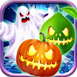 Fruit Halloween Match 3 Icon