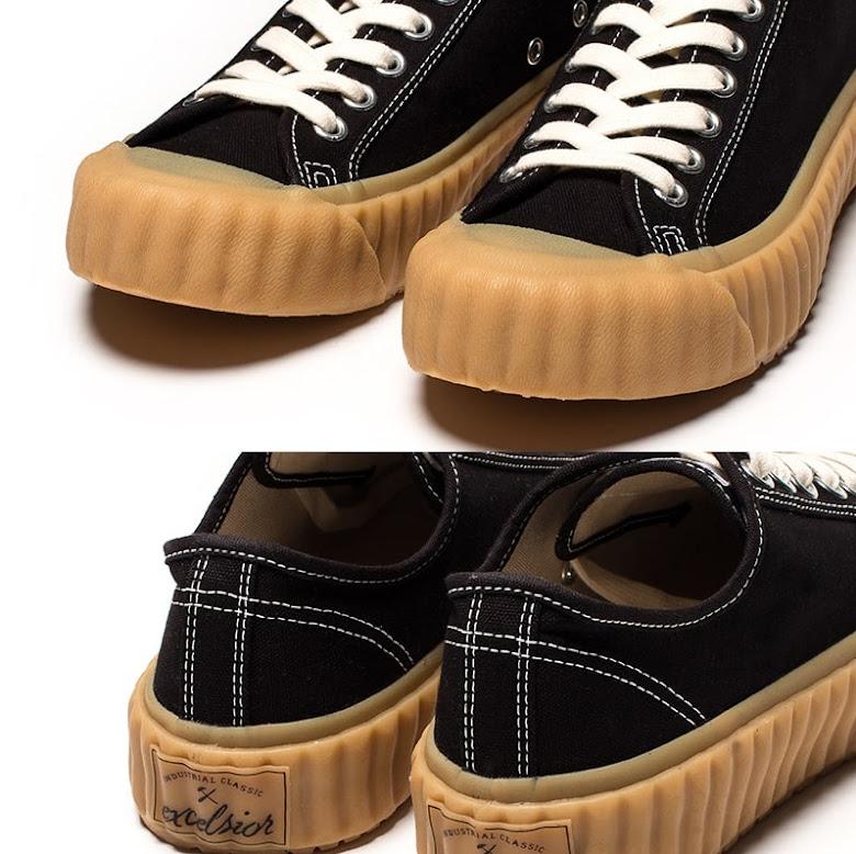 全新型態上市 EXCELSIOR 餅乾鞋 全新鞋款 版型 顏色 #EXCELSIOR #餅乾鞋
