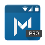 Material Status Bar Pro v7.3 Beta