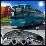 Public Bus Duty Driver 3D Icon