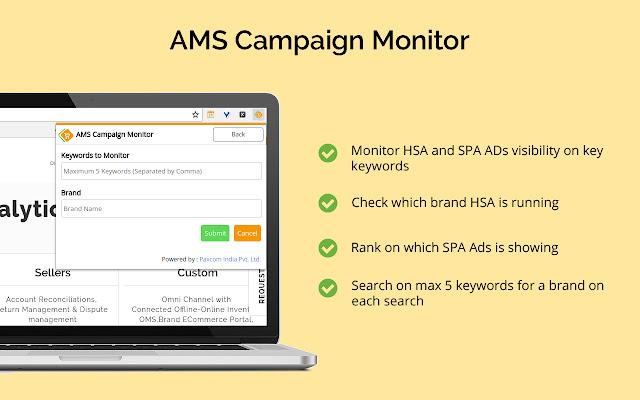 AMS Campaign Monitor