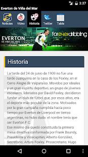 Everton de Viña del Mar- screenshot thumbnail