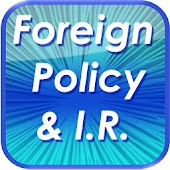 Foreign Policy & I. relations