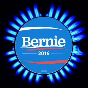 Feel the Bern Torch App