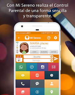 Mi Sereno : Control Parental Screenshot