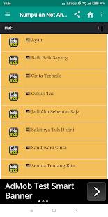 Kumpulan Not Angka Lagu Indonesia Apps Bei Google Play