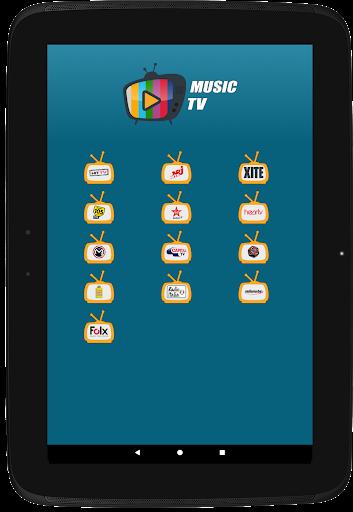 Music TV - Free Music Video Player Live Streaming 1.0.9 screenshots 6