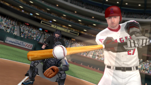 MLB 9 Innings 18  gameplay | by HackJr.Pw 16