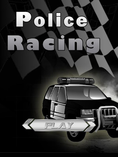 Police racing