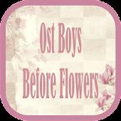 Lagu Boys Before Flowers (BBF) Lengkap
