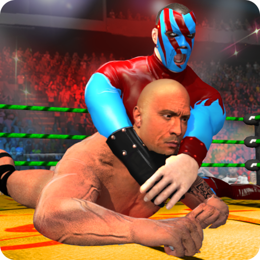 Wrestling Mayhem : Impact Superstars Revolution (game)