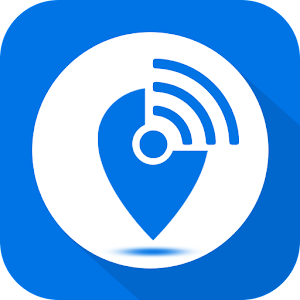 WiFi Map with Password Internet Speed Test 1.0.1 by galaxy shines logo