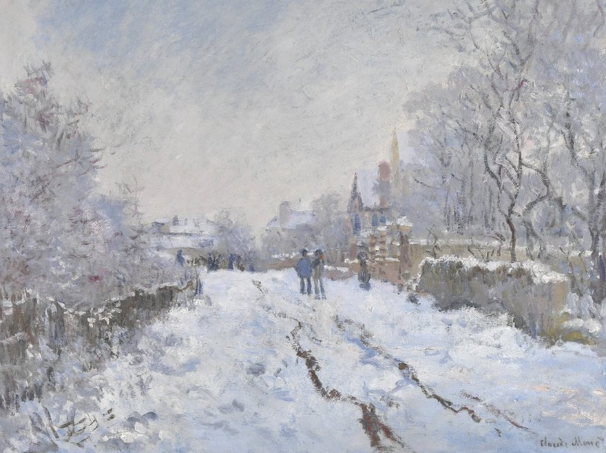 Snow Scene at Argenteuil-Claude Monet, 1875.jpeg