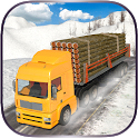 Up Hill Snow Truck Driver icon