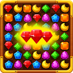 Pirate Jewel Treasure - Quest Matching Adventure Icon