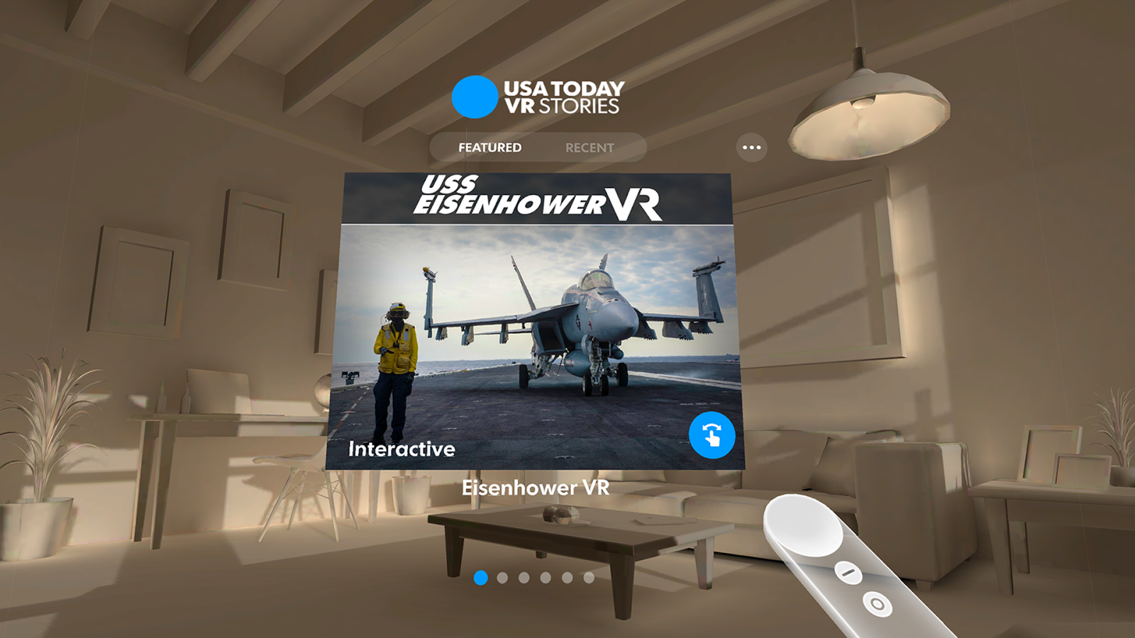 USA TODAY VR STORIES- screenshot