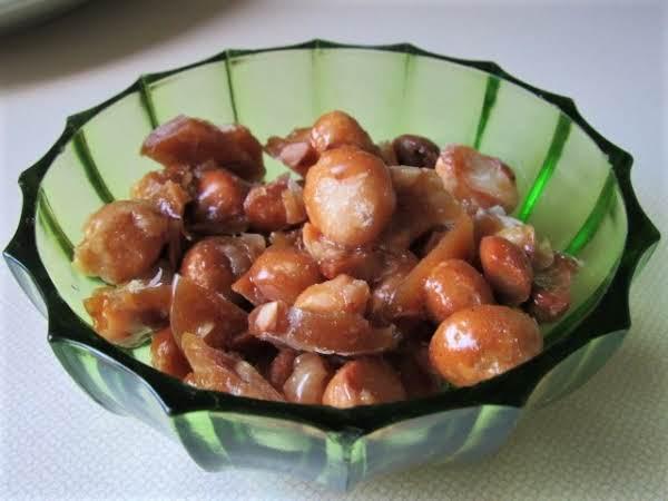 Candied Macadamia Nuts Recipe