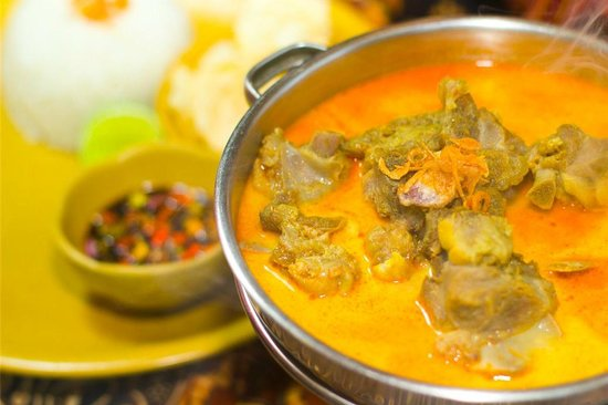 Gulai, one of the best curry in Indonesia