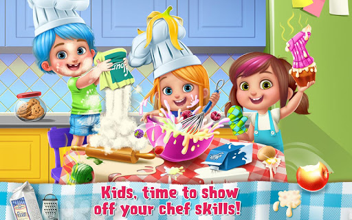 Chef Kids - Cook Yummy Food  screenshots 5