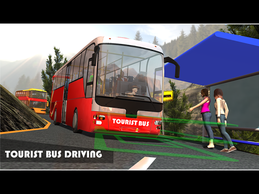 Off Pilote Road Tour Bus  captures d'u00e9cran 11