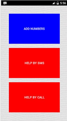 Emergency Help and Tracker