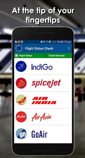 Flight Status Check: View Flight Status,Ticket-PNR App