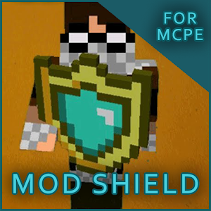 Shield Mod for MCPE for PC
