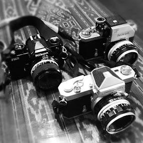 me babes.. by Izham Khalid - Instagram & Mobile Instagram ( nikon fm2n, nikon ftn, nikon f )