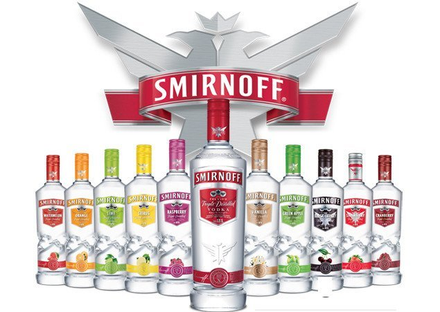 Logo of Smirnoff All Flavors