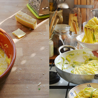 Linguine Eggs And Parmesan Cheese Recipes