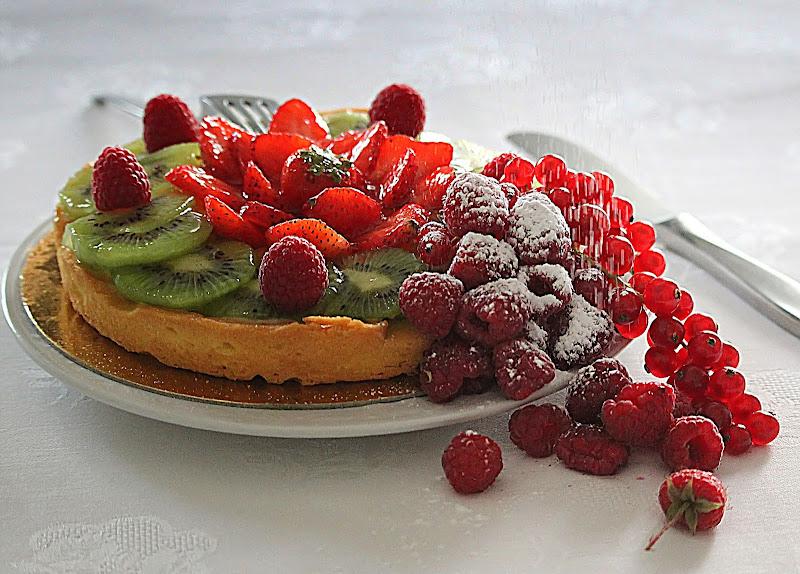 Trionfo alla frutta di Naldina Fornasari