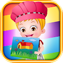 Baby Hazel Learns Colors icon