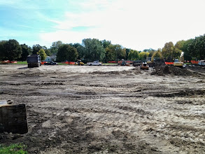 Photo: Partial Fill Completed 9-30-2013