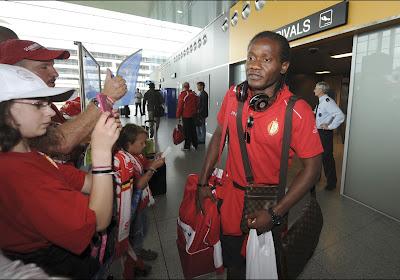 Aloys Nong de retour au Standard de Liège !