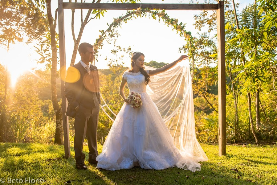 Bröllopsfotograf Beto Florio (Betoflorio). Foto av 20.05.2019