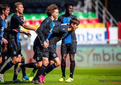 🎥 Onwaarschijnlijk! Doelman scoort in de extra tijd en kopt de U19 van Club Brugge naar de Play-Offs van de UEFA Youth League
