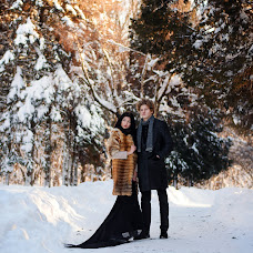Wedding photographer Yuliya Sidorova (yulia). Photo of 24.01.2018
