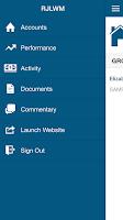 Screenshot of Lucia Capital Group Portal