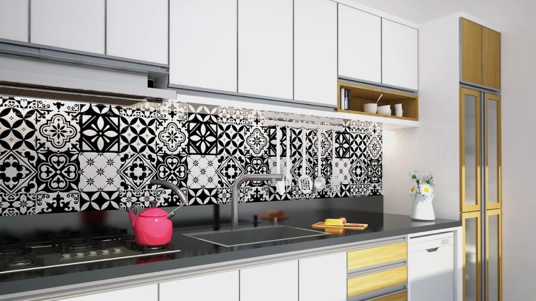 Jasa Pembuatan Kitchen Set Jogja By Scandinaland Interior