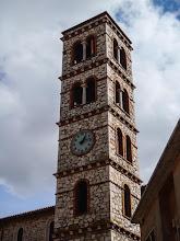 Photo: Clock tower in Saturnia (Frazione di Manciano). More at  http://blog.kait.us/2013/03/terme-di-saturnia.html