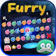 Furry Monsters Keyboard Theme Download on Windows