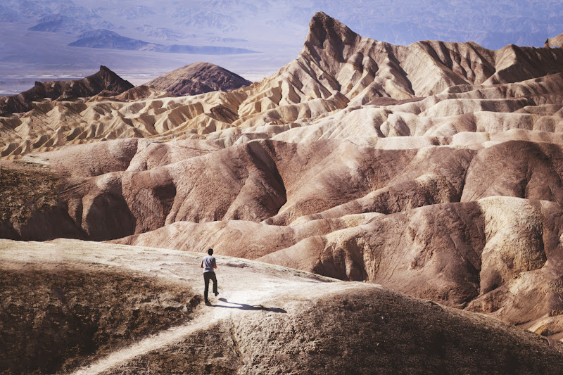 Zabriskie Point di Laura Benvenuti
