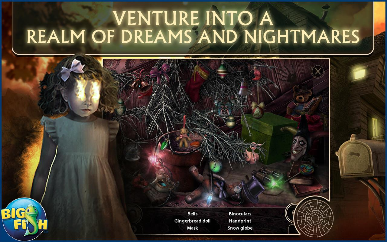Maze: Subject 360 - A Scary Hidden Object Game- screenshot