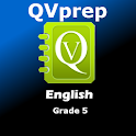 QVprep English Grade 5 five