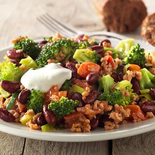 Broccoli Chili Con Carne
