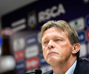"""Un staff trop large à Anderlecht : """"On va changer certaines choses"""""""
