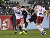 Danijel Milicevic (Eupen) confie que son équipe n'a plus qu'à gagner un match pour être sûre d'être sauvée