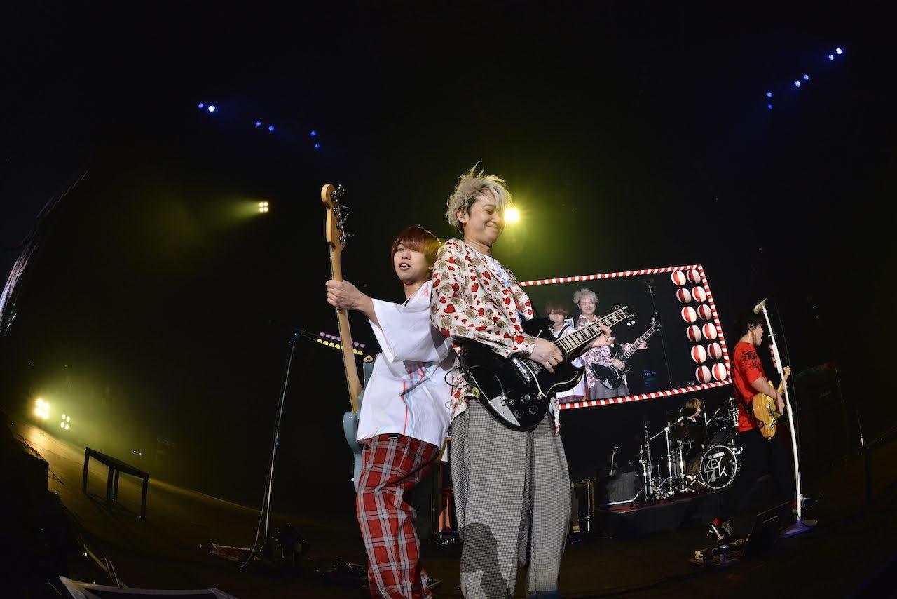 【迷迷現場】COUNTDOWN JAPAN 18/19 KEYTALK 開啟狂熱2019年