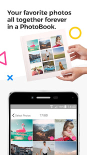 Photobook App MyBestPhotobook for PC-Windows 7,8,10 and Mac apk screenshot 1