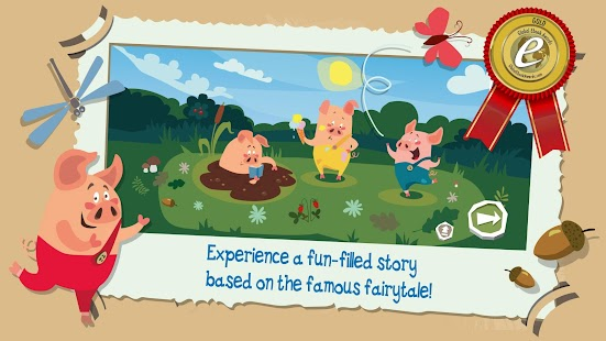 analysis of the three little pigs For the analysis of my favorite fairytale i chose the story of the three little pigs everybody knows some form of this story and we know that it starts out with the departure the call to adventure is pressed when the mother of the pigs tells them it is time to leave home and.
